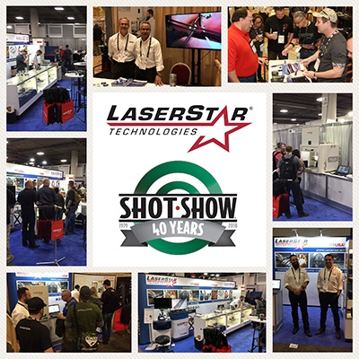 LaserStar Live at SHOT Show