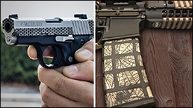 Laser Engraving of Firearms