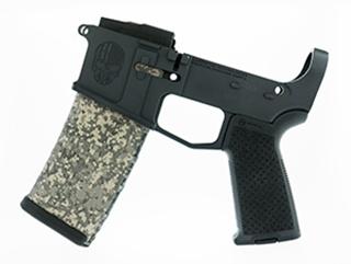 Laser Engraving a Gun Magazine